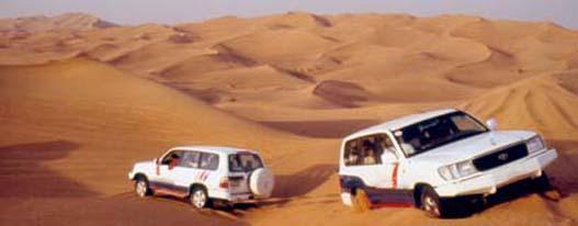 Allrad Oman Rundreise