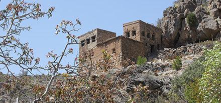 Aktivreise Oman Wandern