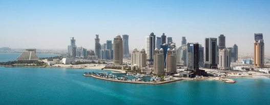 Doha Qatar Zwischenstop Stopver