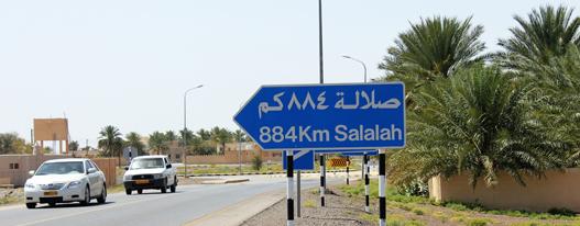 Mietwagenrundreise Oman Muscat Salalah Selbstfahrer