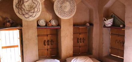 Misfah Old House kleines Hotel Oman