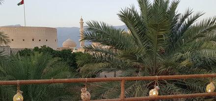 kleines Hotel Privathotel Nizwa Oman