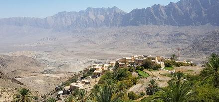 Wakan Heritage Boutique Hotel Oman Privathotel kleines Hotel