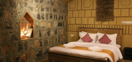 Jebel Heights Resort Oman kleines Hotel