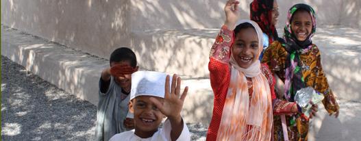 Oman Sicherheit Reise