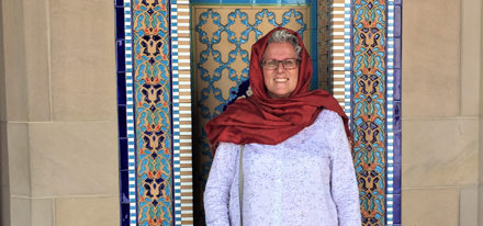 Reise Oman Frau alleine unterwegs