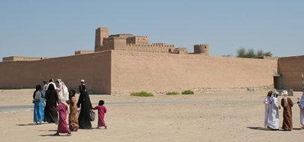 Jaalan Bani Bu Ali Festung
