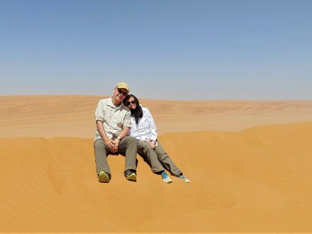 Oman Reise Bericht Erfahrung Kreuch