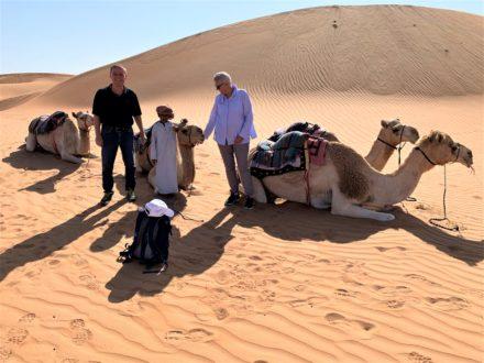 Oman Reise Bericht Erfahrung Norbert